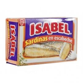Isabel Sardinas en Escabeche Lata 115g