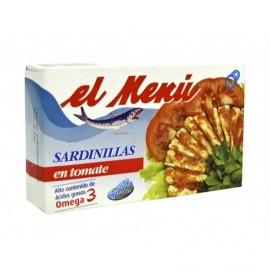 El Menú Keeps 90g Sardines with tomato