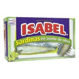 Isabel Sardinas en Aceite de Oliva Lata 115g