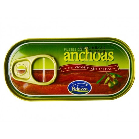 Pelaza Anchoas en Aceite de Oliva Lata 43g