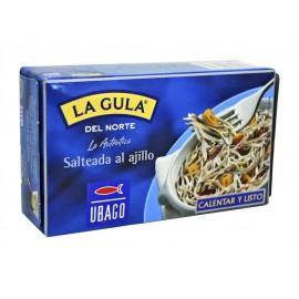 Ubago Gulas Salteadas al Ajillo Lata 110g