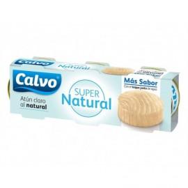 Calvo Tonno pinna gialla super naturale Pack 3x80g