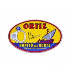 El Velero Ortiz Bonito in olio d'oliva El Velero Scatola 82 g