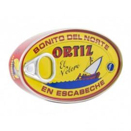 El Velero Ortiz Bonito in salsa Escabéche Scatola 112 g