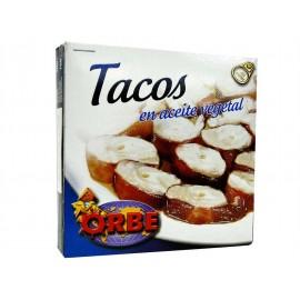 Orbe Tacos de Pota en Aceite Vegetal Lata 266g