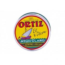 El Velero Ortiz Tonno bianco in olio di oliva Scatola 250 g