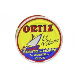Bachi Bonito in olio d'oliva Scatola 265 ml