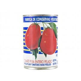 Maria del Carmen Tomate Pera Entero Pelado Lata 390g