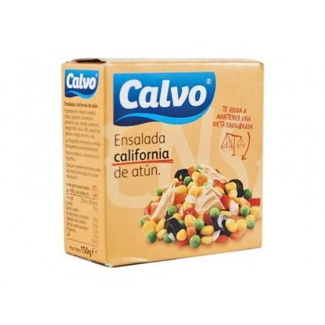Calvo Tin 150g California tuna salad