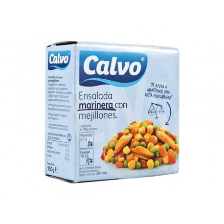 Calvo Tin 150g Marinière salad with mussels