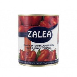 Zalea Tomate Entero Pelado Primera Lata 780g