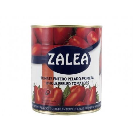 Zalea Tin 780g Whole peeled first tomatoes