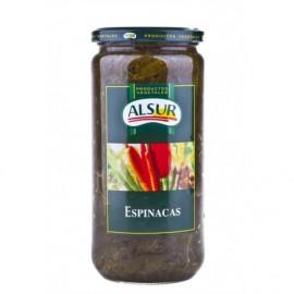Alsur Espinacas Tarro 660g