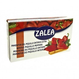 Zalea Keeps 185g Neto Extra whole piquillo peppers