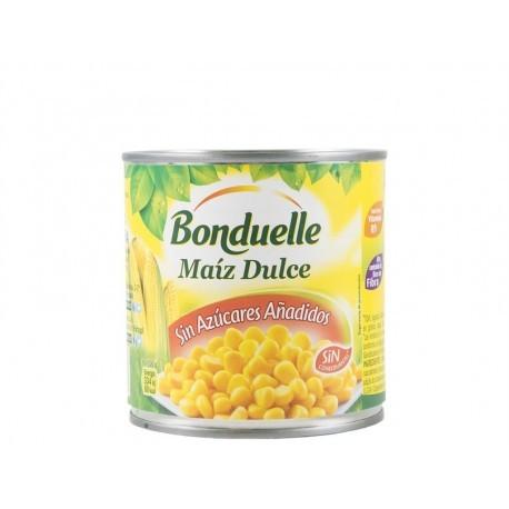 Bonduelle Maiz Dulce Sin Azúcares Añadidos Lata 300g