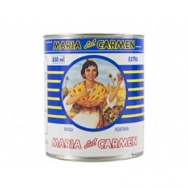 Maria del Carmen Tin 780g Peeled whole pear tomatoes