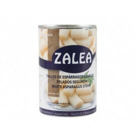 Zalea Can keep 390g Peeled white asparagus stalks