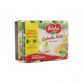 Hida 2x155g pack Fried onions