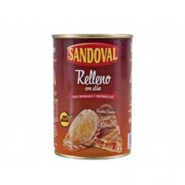 Sandoval Can keep 420g Stuffed with tuna for empanadas and empanadillas