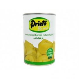 Prieto Can 8-10 units - 390g Natural artichoke hearts