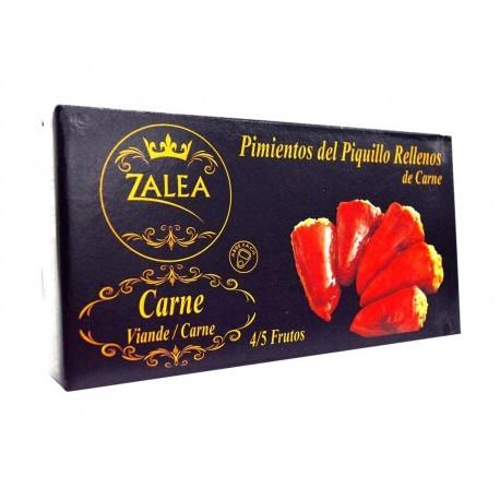 Zalea Pimientos del Piquillo Rellenos de Carne Lata 240g