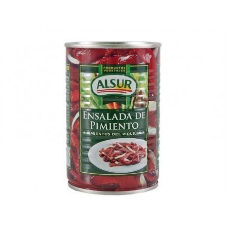 Alsur Ensalada de Pimiento del Piquillo Lata 410g