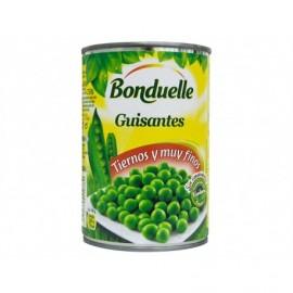 Bonduelle 400g glass jar Soft and very fine peas