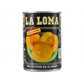 La Loma Melocotón Extra en Almíbar Tarro 425ml