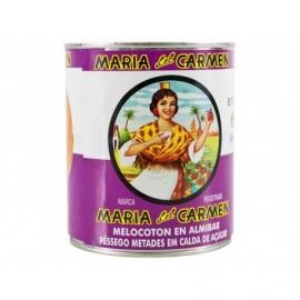 Maria del Carmen Melocotón en Almíbar Lata 840g