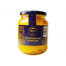 Zalea Melocotón Extra en Almíbar Ligero Tarro 1kg