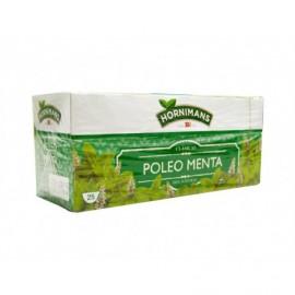 Hornimans Box 25 units Pennyroyal Mint