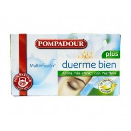 Pompadour Box of 20 units Sleep well herbal tea
