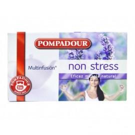 Pompadour Infusión Non Stress Caja 20ud
