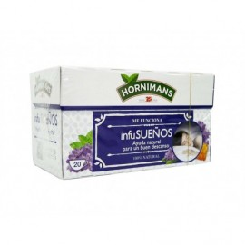 Hornimans Box of 20 units Infusion Infusueño to sleep