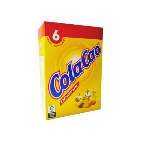Cola Cao Cola Cao en Sobres Pack 6x18g