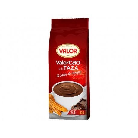 Valor Cacao en Polvo Paquete 500g