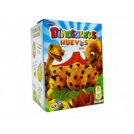 Artiach Huevos Dinosaurus de Chocolate Caja 140g