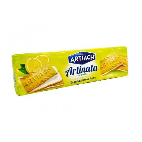 Artiach 210g package Lemon Artinata Biscuit