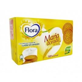 Flora Galletas María Dorada al Horno Caja 400g