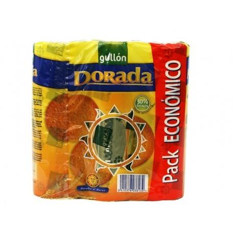 Gullon Pack 3x200g Dorada cookies