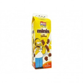 Arluy Galletas Mini Simpsons 5 Cereales Caja 275g