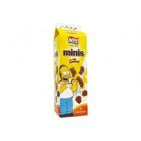 Arluy 275g box Mini Simpsons Cookies 5 Cereals