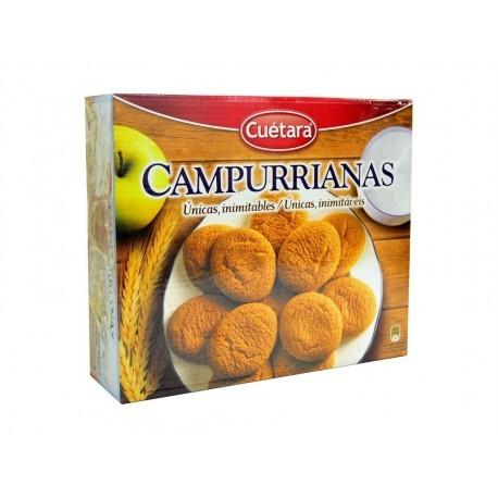 Cuétara Galletas Campurrianas Caja 500g