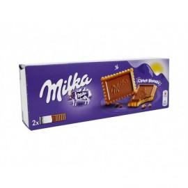 Milka 150g package Chocolate and milk cookies