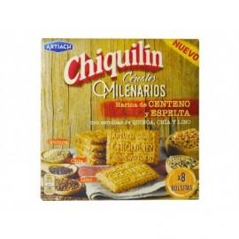 Artiach Biscuits aux céréales Chiquilin Milenarios Boite 260g