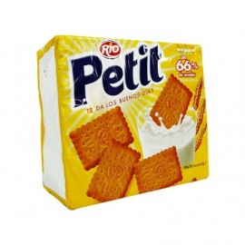 Rio Petits cookies avec 66% de céréales Paquet 800g