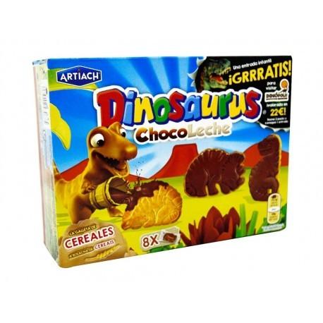 Artiach 340g box Dinosaurus Milk Chocolate Cookies