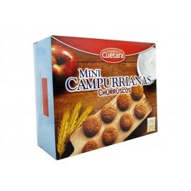 Cuétara Galletas Mini Campurrianas Churruscos Caja 600g