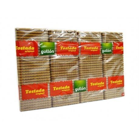 Gullón Galletas Tostadas Original Paquete 800g