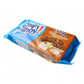 LU Galletas Chips Ahoy Extra Chocolate Envase 122g
